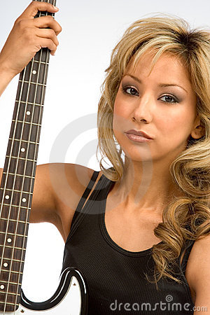 Free Guitar Neck Royalty Free Stock Image - 2814246