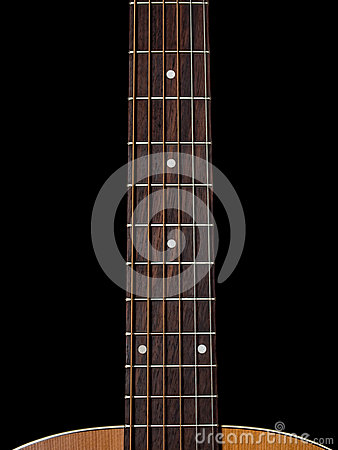 Free Guitar Neck Stock Photo - 33294610