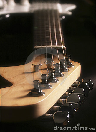 Free Guitar Neck Stock Photography - 4842082
