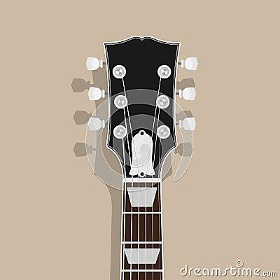 Free Guitar Neck Stock Photos - 57528743