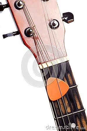 Free Guitar Pick Royalty Free Stock Image - 30406826