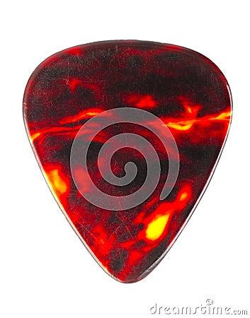 Free Guitar Pick Stock Image - 33490621