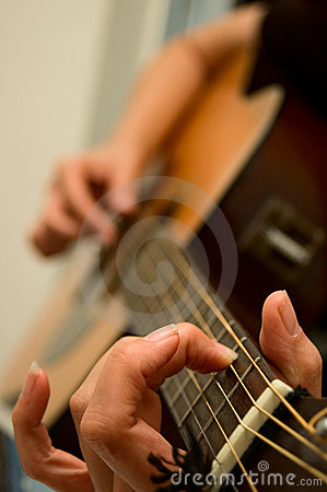 Free Guitar Player Stock Images - 1875114