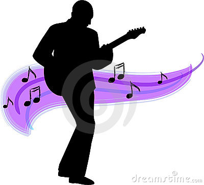 Free Guitar Player/ai Royalty Free Stock Images - 2229519
