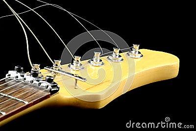 Guitar s head