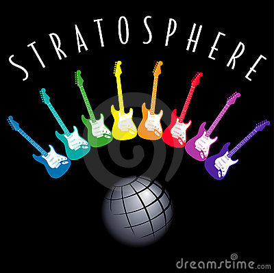 Guitar Stratosphere