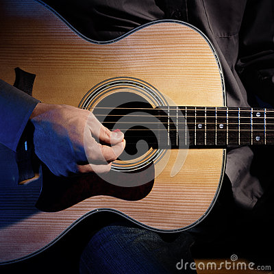 Free Guitarist Royalty Free Stock Images - 47356319