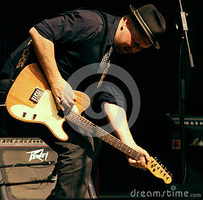 Free Guitarist Royalty Free Stock Photography - 98042257