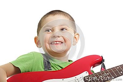 Guitarist emotions