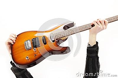 Guitarist rock