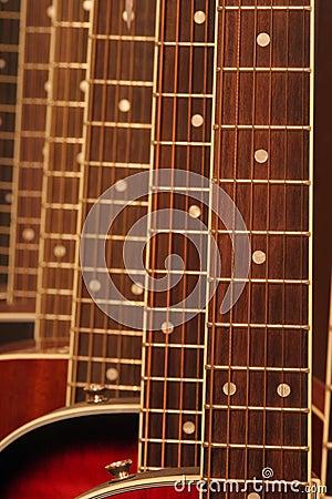 Free Guitars Stock Image - 539651