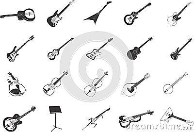 Guitars & Musical Instruments