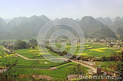 Guizhou landscapes