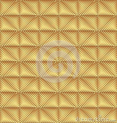 Guld- mönstra