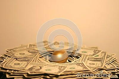 Guld- rede för ägg