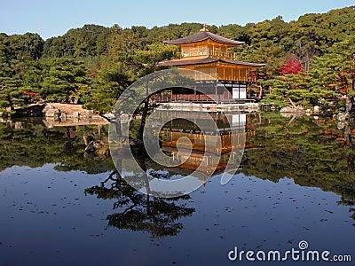 Guld- tempel