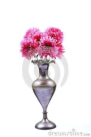 Guldaudi flower pot