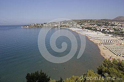 Gulf of Gaeta Italy