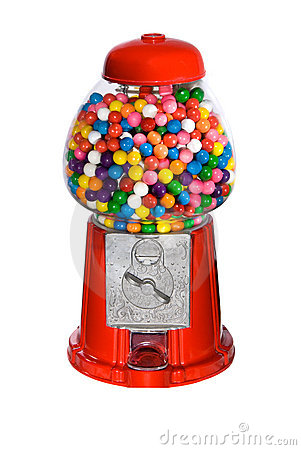 Gumball Vending Machine