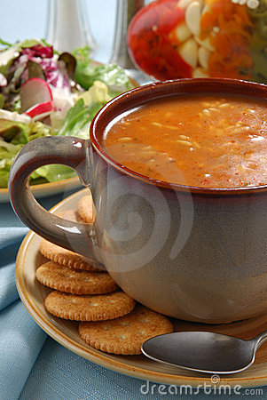 Free Gumbo Royalty Free Stock Photography - 3548727