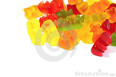 Gummi Bears Editorial Photography