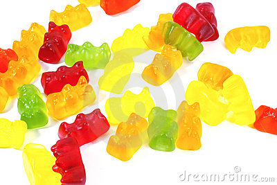 Gummi Bears Editorial Image