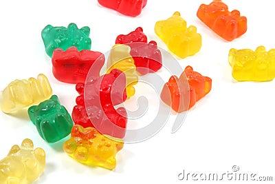 Gummi Bears Fun Background