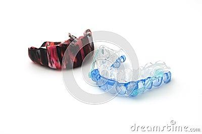 Gummi skyddar