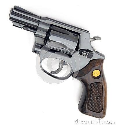 Free Gun Royalty Free Stock Image - 5906646