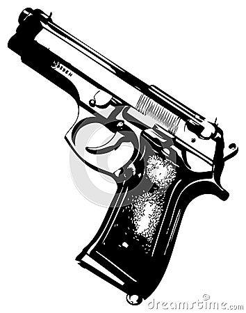 Free Gun Royalty Free Stock Images - 7810379