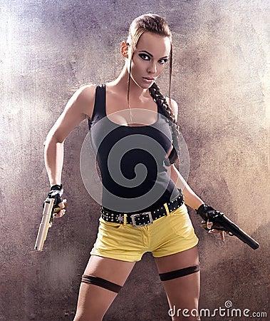 Free Gun Stock Photo - 9257150