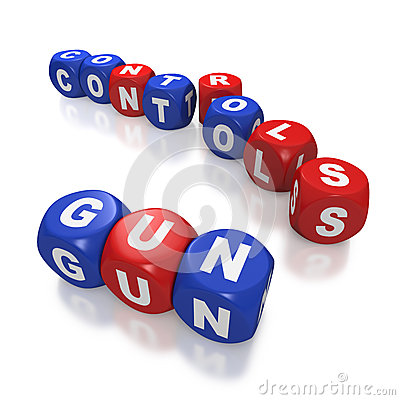 Gun control debate and second amendment