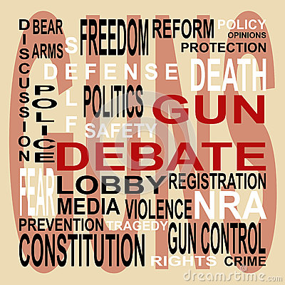 the controversial debate on gun control laws in the united states Since the passage of the brady handgun violence prevention act, which mandated background checks for gun purchases from licensed dealers, the debate on gun control has changed dramatically.