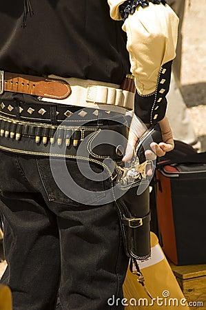 Gun in hand 1