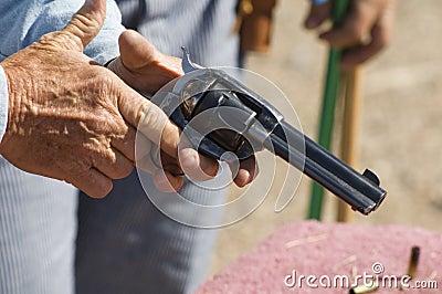 Gun in hand 4