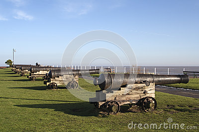 Gun Hill Southwold, Suffolk, England