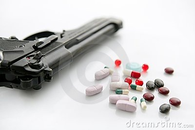 Gun or pills two options to suicide