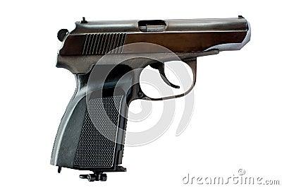 Gun,pistol.