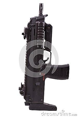 Gun riffle MP7
