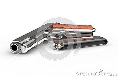 Gun for self defense