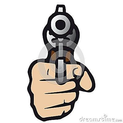 Gun (vector)