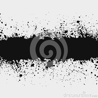 Free Gunge Ink Splattered Background Element Royalty Free Stock Photos - 43914948
