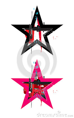 Gunge star icons