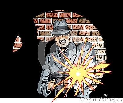 Gunning Gangster