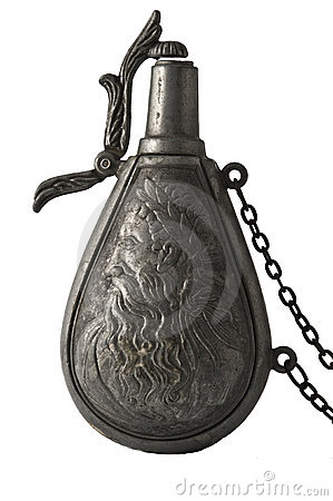 Gunpowder Flask