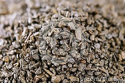 Gunpowder green tea , moroccan