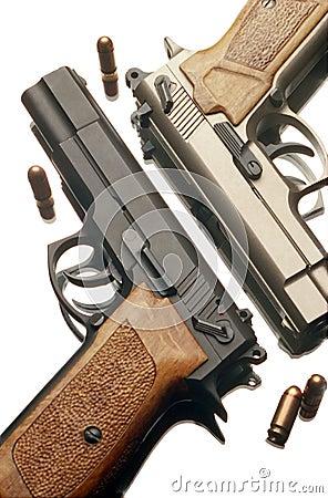 Free Guns Stock Image - 1514471