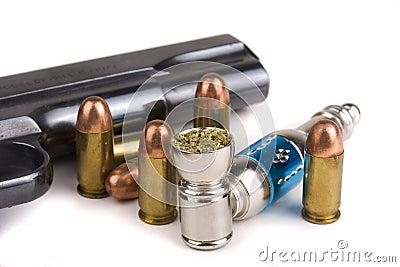 Bullet Weed Pipe