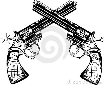 Guns Illustration