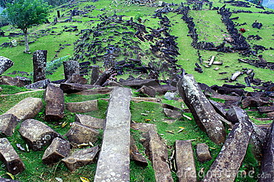 Gunung Padang Megalith Site